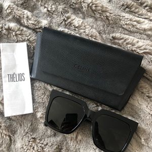 Celine Sunglasses - Oversized in Acetate